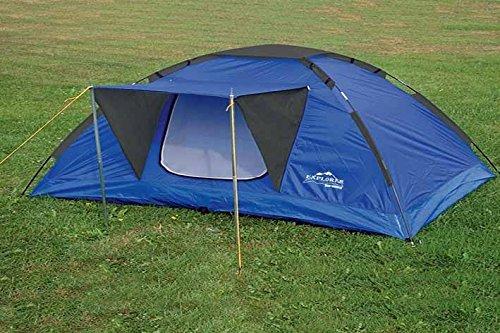 Cúpula Explorer – Tienda iglú camping tienda de personas campaña (iglú Festival 3 personas de 0a1835