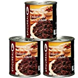 Epicureal Chipotle Peppers in Adobo Sauce - Pack of 3 x 198g (7 oz) Cans | Product of Peru