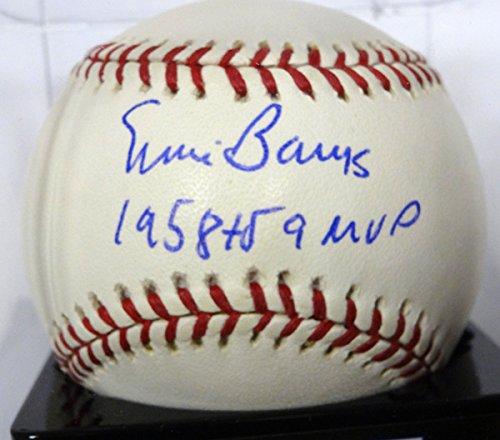 Mlb Mvps Autographed Baseball - 8