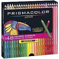 Colores prismacolor junior caja con 48 Colores