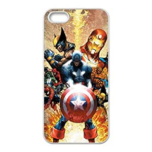 GKCB The Avengers superman Cell Phone Case for Iphone 5s