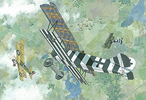 FOKKER D.VII (FOKKER-BUILT EARLY) AIRCRAFT WWI 1/48 for sale  Delivered anywhere in USA