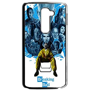 Breaking Bad LG G2 Black Phone Case Gift Holiday Gifts Souvenir Halloween gift Christmas Gifts TIGER155010