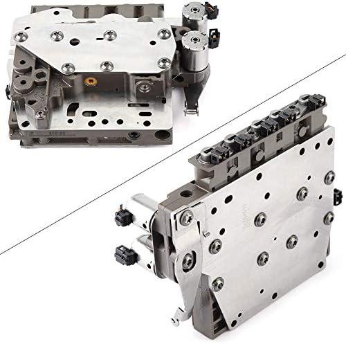 Duokon CNCアルミ合金 オートマチックトランスミッションバルブボディ シトロエンC3 F10600182、F10600183用