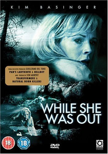 While She Was Out (2008) Hindi Dubbed [BRRip]