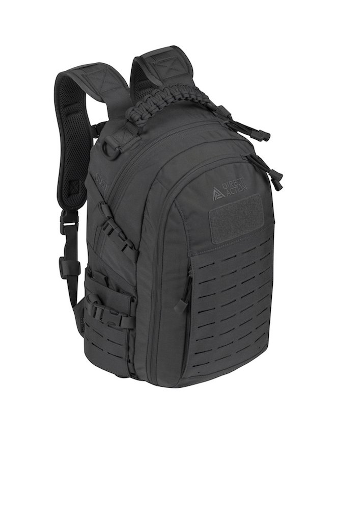 DIRECT ACTION DUST MK II バックパック Cordura Black/BP-DUST-CD5-BLK B0765RBVRS
