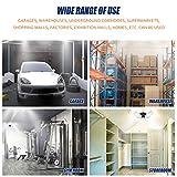 LED Garage Lights, 6000Lumens Deformable Garage