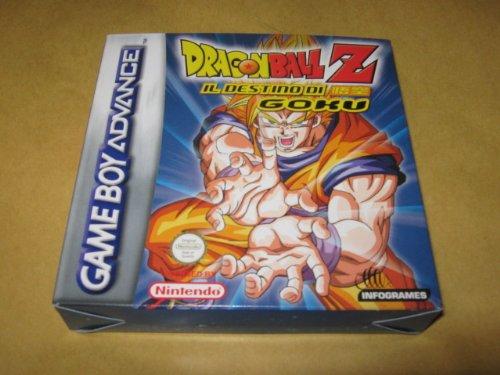 Game Boy Advance - Dragon Ball Z The Legacy of Goku - [PAL EU]