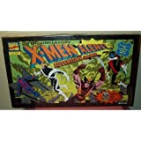 The Uncanny X-Men Alert! Adventure Game Features 18 Collectible X-Men Figures by PRESSMAN-MARVEL COMICS