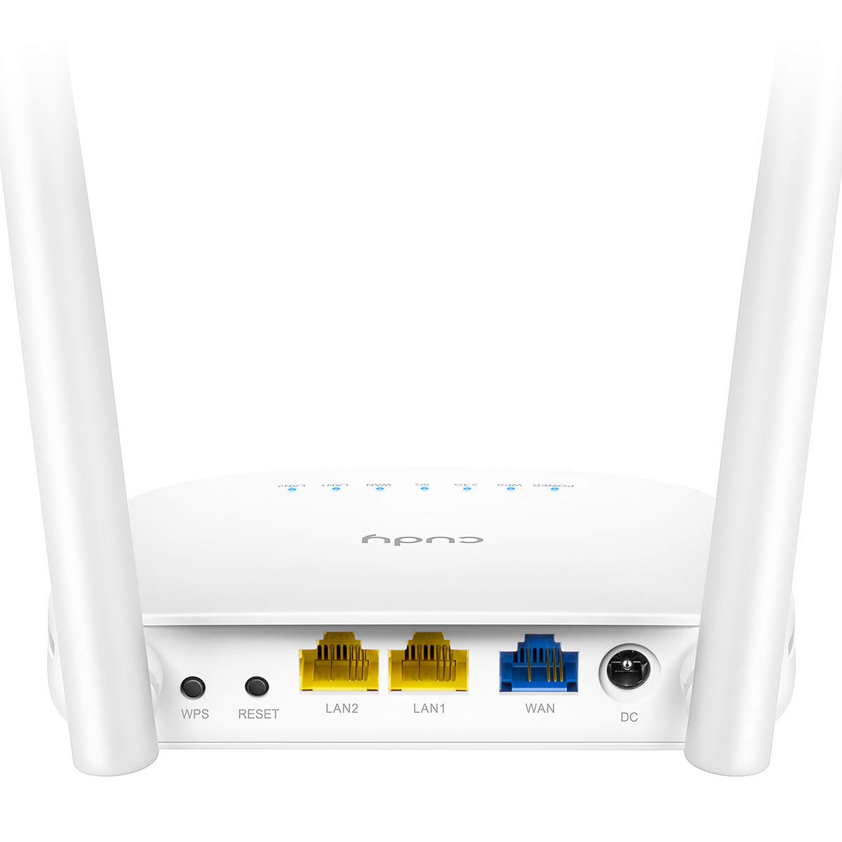 Compatible with  Alexa 2.4GHz QoS Cudy AC1200 Dual Band Smart WiFi Router Guest Network +867 Mbps 300 Mbps 5GHz WR1000 Wireless AC 1200Mbps Router