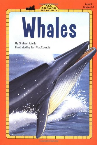 Whales (All Aboard Science Reader)