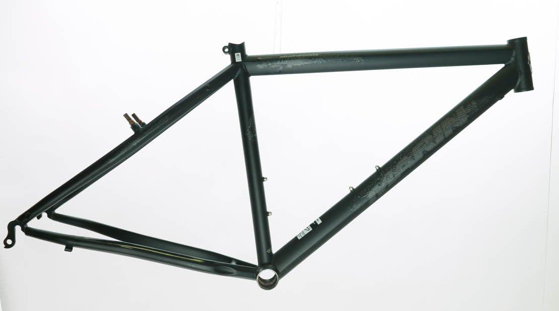 Marin 17 Muirwoods 26 Urban City Street Bike Frame Chromoly Steel Black New