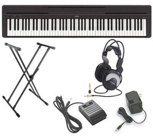Yamaha Platinum Keyboard Headphones Double X