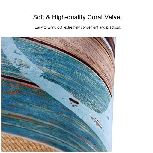 Blue Uarter Vintage Retro Nautical Anchor Bathroom Rug Anti-Slip Kitchen Mat Soft Absorbent Floor Bath Carpet with Non-Slip SBR Backing