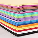 32PCS A4 2mm Foam Sheets Sponge Paper Foam Flower Craft Material Jewelry 16 Color - Tools, Industrial & Scientific Raw Materials - 32PCS/lot Sponge Foam Paper