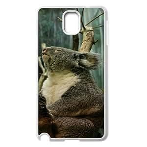 J-LV-F Customized Print Koala Hard Skin Case Compatible For Samsung Galaxy Note 3 N9000