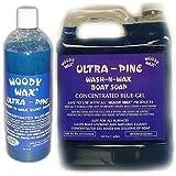 Woody Wax Boat Soap Ultra Pine 34 Oz