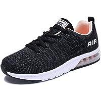PENGCHENG Sport Running Shoes Women Men Air Cushion Lightweight Walking Tennis Sneakers