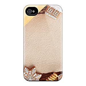 CaroleSignorile Scratch-free Phone Cases For Iphone 6- Retail Packaging - Holidays Christmas Goodies