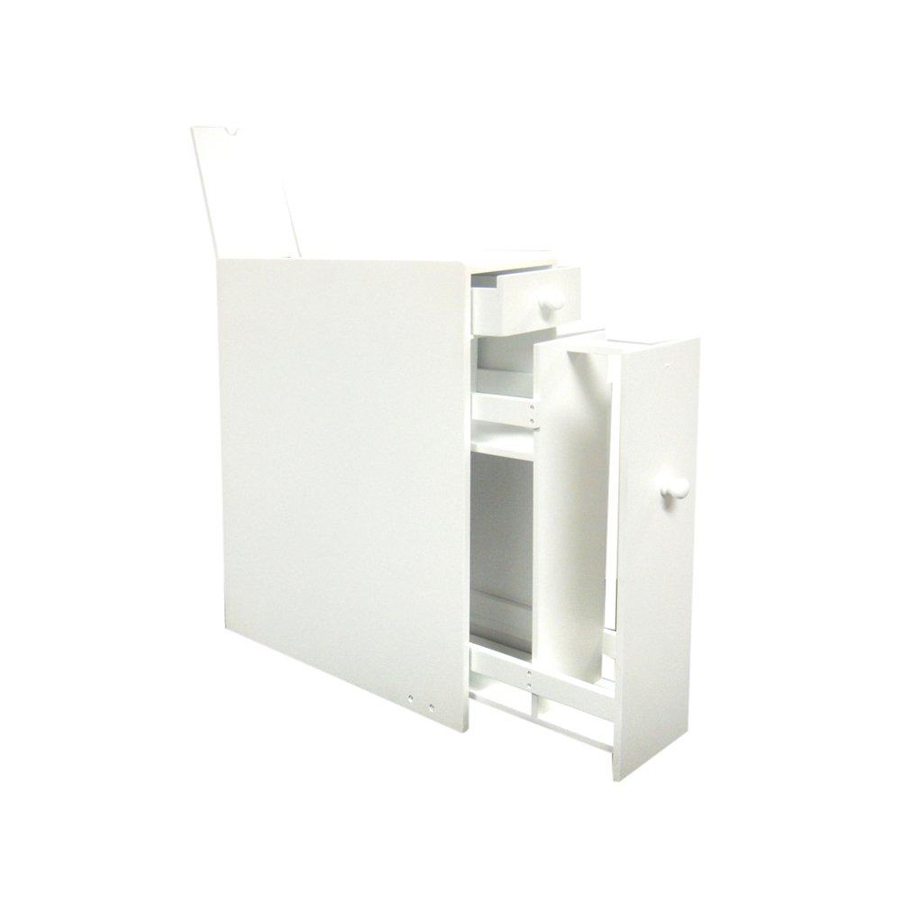 Narrow bathroom floor cabinet - Narrow Bathroom Floor Cabinet 29