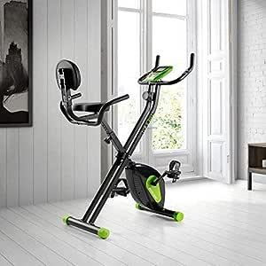 ECO-DE X-Top Magnet Bike con Panel de Control y 8 Niveles de Resistencia: Amazon.es: Deportes y aire libre