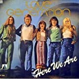 Love Generation - Here We Are - United Artists Records - UAS 29 360 I