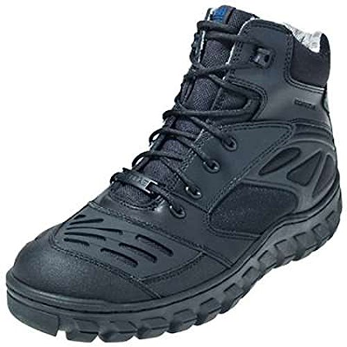 Bates Men's Reyes Motorcycle Boot,Black,8.5 M US