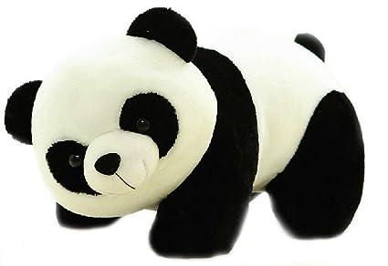Nb Toy Giant Plush Kids Animal Teddy Bear Toy 58Cm(X-Large, Black/White)
