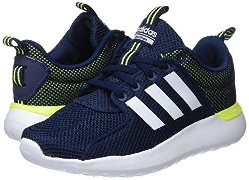 Homme Cf Chaussures maruni Lite Amasol Course De Adidas Ftwbla 000 Racer Pour Bleu fx40fS