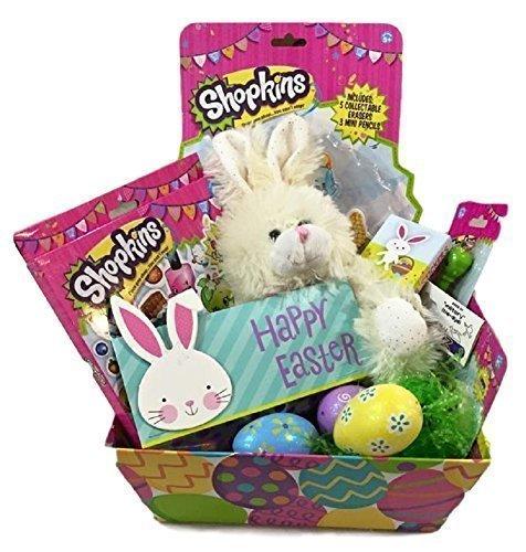 Shopkins Theme Easter Basket Bundle