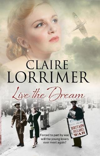 Live the Dream: A World War II Romance pdf epub
