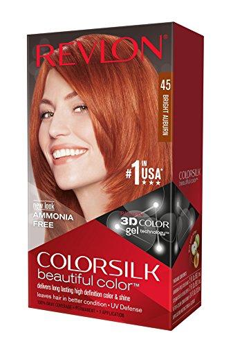 Revlon Colorsilk Beautiful Bright Auburn