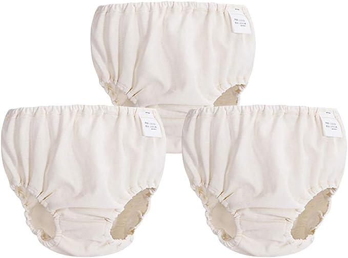 Daytwork Ropa Interior Calzoncillos Algodón - Niños Niñas Bragas Pantalones Cortos Braguitas Calzone Suaves Panties 3 Piezas: Amazon.es: Ropa y accesorios