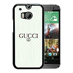 Beautiful And Unique Designed Case For HTC ONE M8 With Gucci 40 Black Phone Case