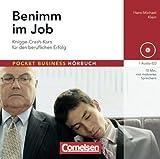 Pocket Business - Hörbuch: Benimm im Job: Knigge-Crash-Kurs für den beruflichen Erfolg. Hör-CD