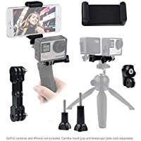 CamKix Replacement Dual Mount Compatible with GoPro Hero...