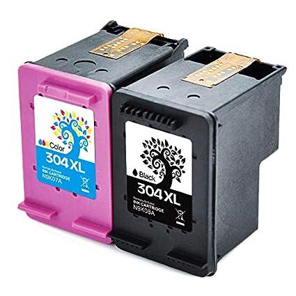 304XL - Cartuchos de Tinta de Alto Rendimiento para Deskjet ...