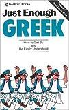 Just Enough Greek, Passport Books Staff, 0844295051