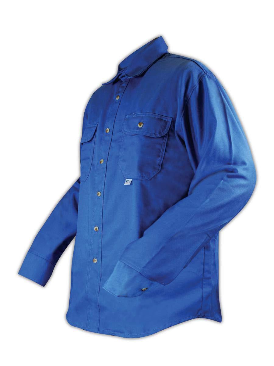 OFFicial mail order Magid IUSHB88 Dual Bargain Hazard 7.0 Shirt 12 FR 88 oz.