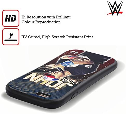 Head Case Designs Officially Licensed WWE John Cena Superstars Hybrid Case Compatible with Apple iPhone 7 / iPhone 8 / iPhone SE 2020