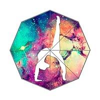 Gymnastic Galaxy Travel Umbrella