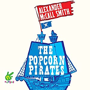 The Popcorn Pirates Audiobook