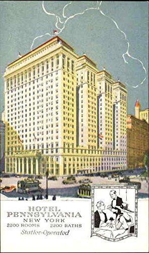 hotel pennsylvania new york - 6