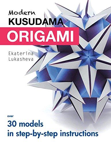 modular book origami - 8