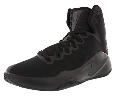 c4fa151f7605 Image Unavailable. Image not available for. Color  Nike Mens Hyperdunk 2016  Shoes Black Anthracite Volt ...
