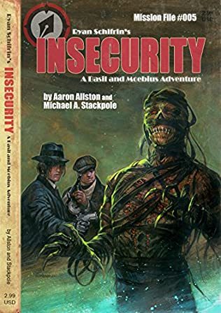 book cover of Insecurity