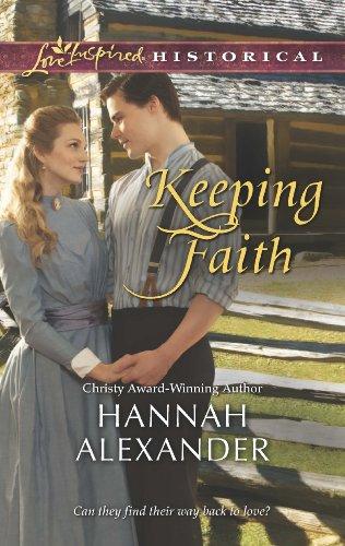 book cover of Keeping Faith