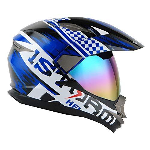 Dual Sport Helmet Motorcycle