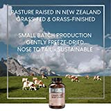 Grass Fed Beef Liver Capsules, Dessicated Beef