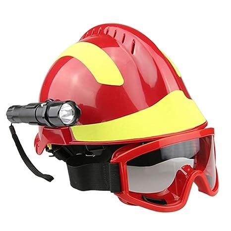 Casco de Rescate al Aire Libre, Kit de protección de Emergencia de Casco de Rescate